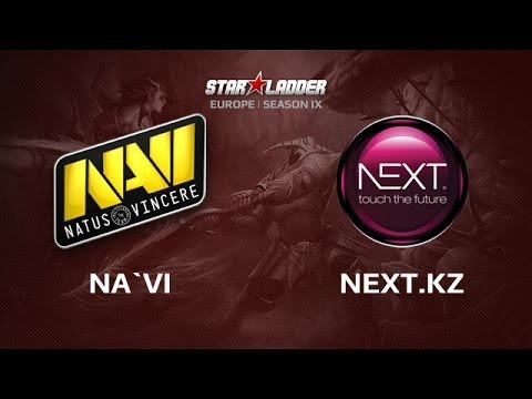 Na`Vi vs NEXT.kz, Star Series Europe, Day 26 Game 2