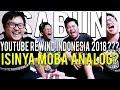 BOCORAN YOUTUBE REWIND INDONESIA 2018!?!? - SABUN SQUAD PROS QNA!