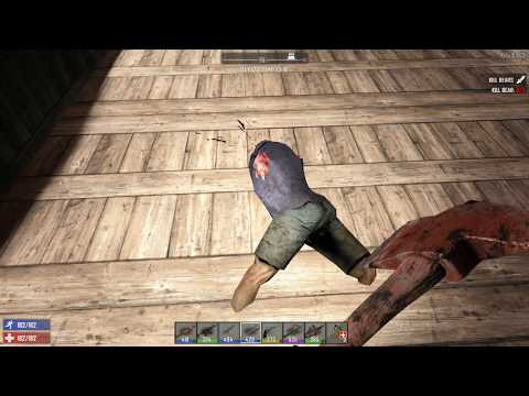 7 Days to Die Alpha 16 ► Бойня ► 21 ночь (16+)