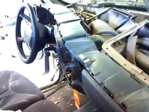 Heater Core replacement  2000 Chevy 1500 Truck by The Radiator Works 818-701-1717