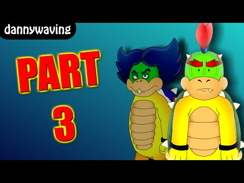 Two Koopas for a throne (part 3)-A day with Bowser Jr