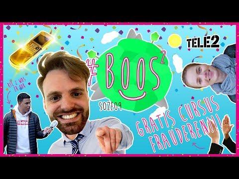 KIJK DIT EN LEER HOE JE FRAUDEERT EN TELE2 HAAT RTL-Z | #BOOS AFL.9