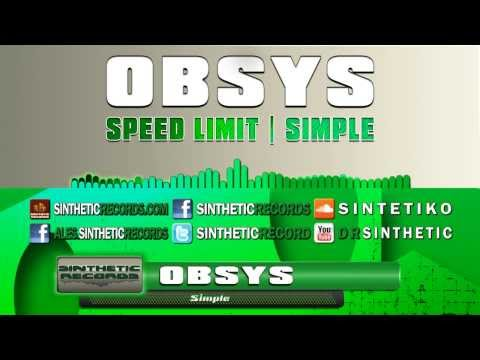 Obsys - Simple ( SRD027 )
