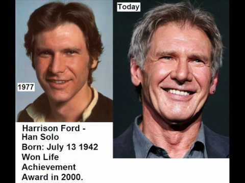 Star Wars: The Original Trilogy actors before and now/ Time have passed