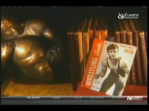 "Dan Gable Part 2 - ""Wrestling...The Cruelist Mistress."""