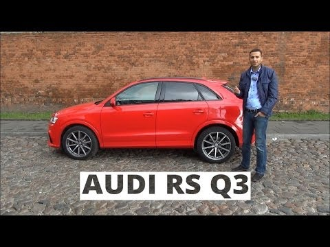 [PL] Audi RS Q3 2.5 TFSI 310 KM. 2013 - test AutoCentrum.pl