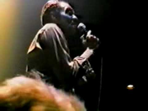 Andre Williams, The Demolition Doll Rods: Boy What a Girl Show, Toronto, 1998