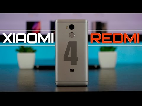 ОБЗОР XIAOMI REDMI 4 Prime - 3/32gb - первый обзор на русском