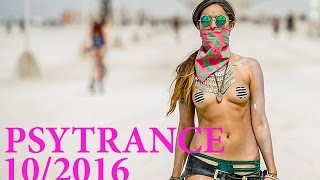 Electric Samurai - Progressive Psytrance Set (October 2016)
