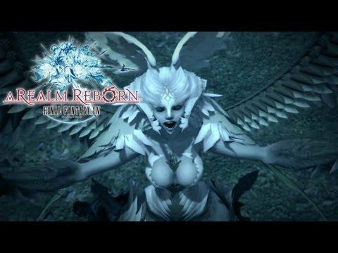 Final Fantasy XIV: A Realm Reborn 'E3 2013 Trailer' [1080p] TRUE-HD QUALITY E3M13