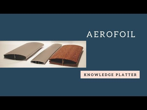 Aerofoil - One Minute Essential Knowledge - Knowledge Platter