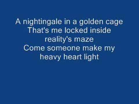 Nightwish - The Escapist (with lyrics)