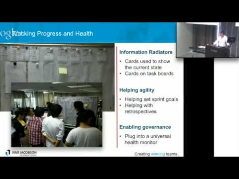 Dr. Ivar Jacobson - The Essence of Software Engineering: the SEMAT Approach