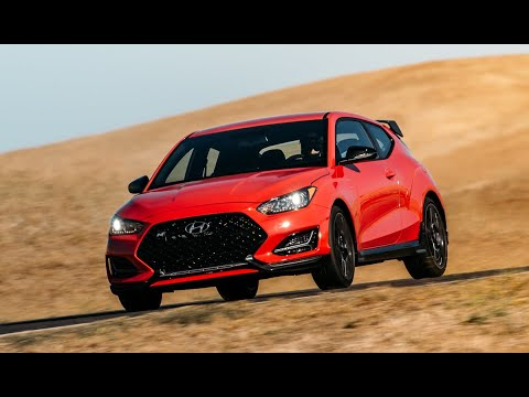The Hyundai Veloster N is Road & Track's Performance Car of the Year! - (Track) One Take