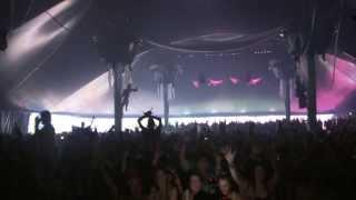 Laidback Luke at Tomorrowland 2012