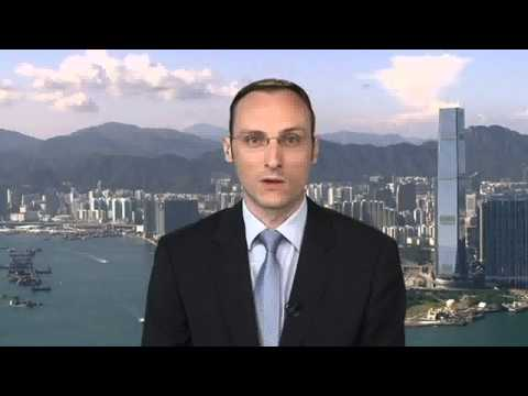 A potential property slowdown is one of the risks that the Chinese economy could face i...