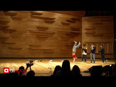Art of Movement (Jay Park) at Project Korea III (part 1 of 3)