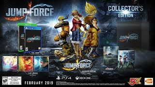 JUMP Force - Tokyo Game Show 2018 Trailer