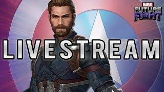 🔴 LIVE: BOGOR BEKU BRRRR - Marvel Future Fight