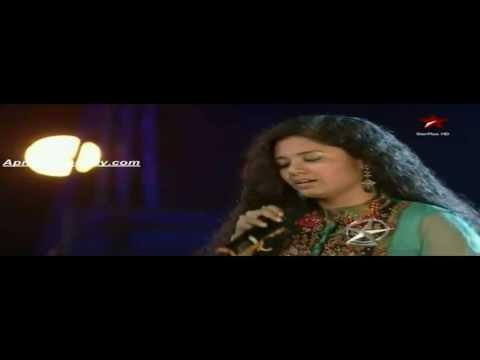 Hum dil de chukay sanam - anwesha singing in jjws 2