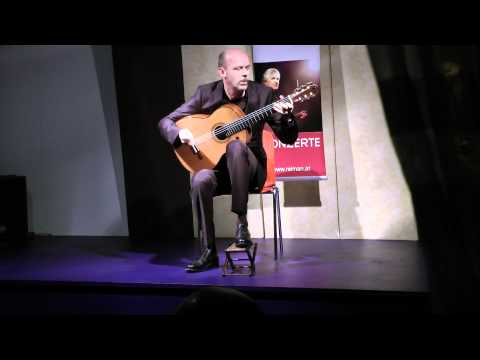 Robert Schumann: Träumerei (Reverie) played by Klaus Jäckle, guitar