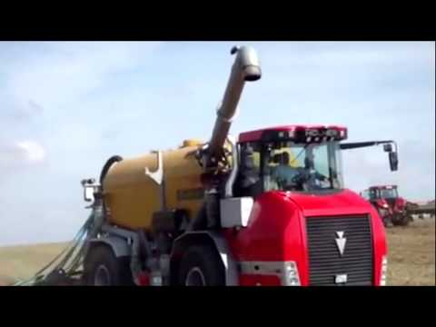 World Modern Agriculture Heavy Equipment Mega Machines Tractor Truck Harvester Transportation