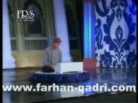 Haleema Main Tere Muqadran Tu Sadqe - Farhan Ali Qadri video