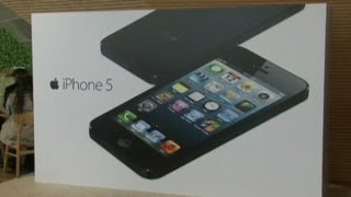 China iPhone 5 Pre-Order Hits 300,000