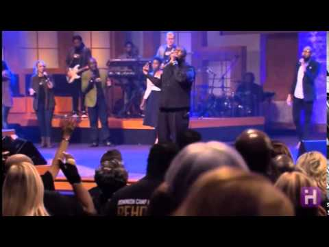William McDowell - Worship at Dominion Camp Meeting 2015