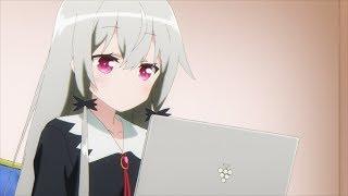 TVアニメ「となりの吸血鬼さん」PV第2弾