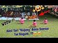 Tarian Nujong The Best Bangka Belitung 2018