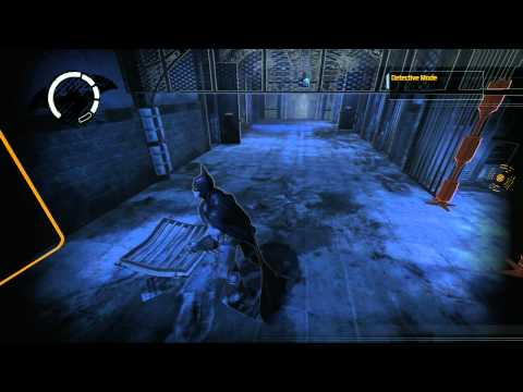 Batman Arkham Asylum (PS3) - 055, Guard Room, Main Cell Block, Controlled Access