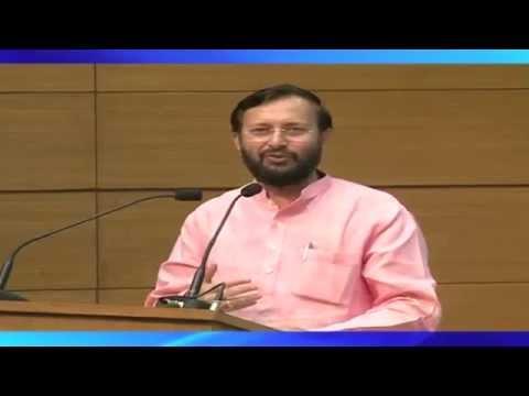 Shri Prakash Javadekar releases