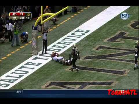 Tony Gonzalez Highlights 2012-13