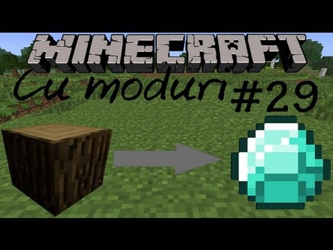 Let's play minecraft cu moduri! #29 - Equivalent exchange mod [HD]