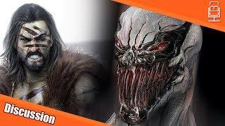 Kraven Movie & The Venom-Verse Film Universe