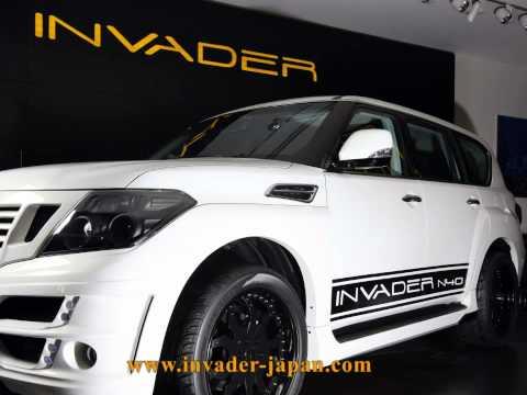 Invader N40 Limited