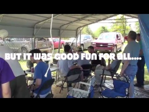 Ham Radio Field Day 2011 in Wichita, KS