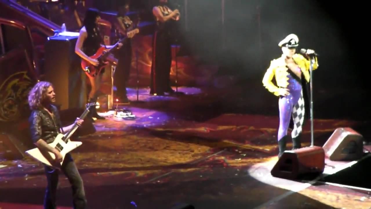 Pink Bohemian Rhapsody Funhouse Tour