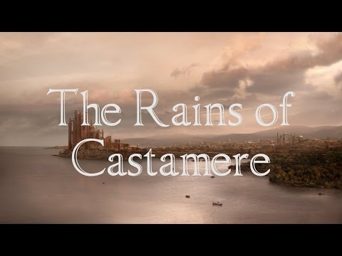 Game Of Thrones - The National  The Rains Of Castomere (На русском)