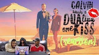 Calvin Harris & Dua Lipa - One Kiss REACTION