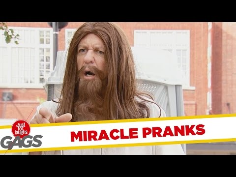 Miracle Pranks - Best Of Just For Laughs Gags