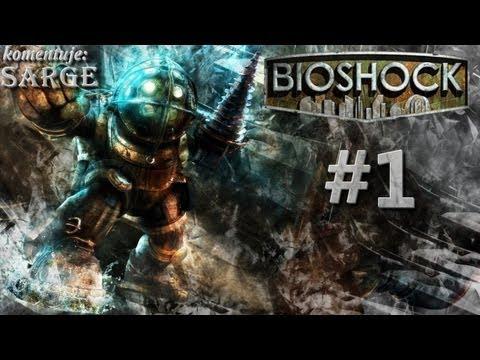 Zagrajmy w BioShock odc. 1 Psychodela w podwodnym mieście Rapture