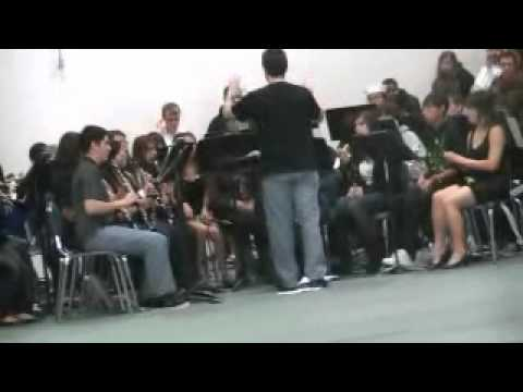 Manteca High School Multi-Cultural Festival - Band Act 2012