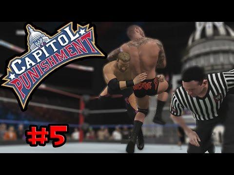 WWE 2K15 One More Match DLC Trampa en la lucha por el Titulo Randy Orton Vs Christian
