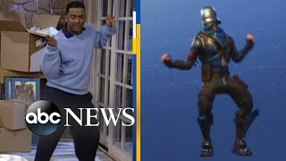 'Fresh Prince' star sues Fortnite makers over 'Carlton' dance