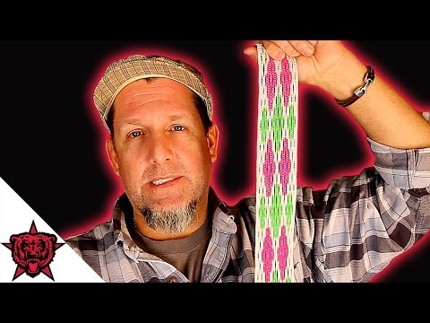 Lacrosse How To: Dye Mesh (Argyle)