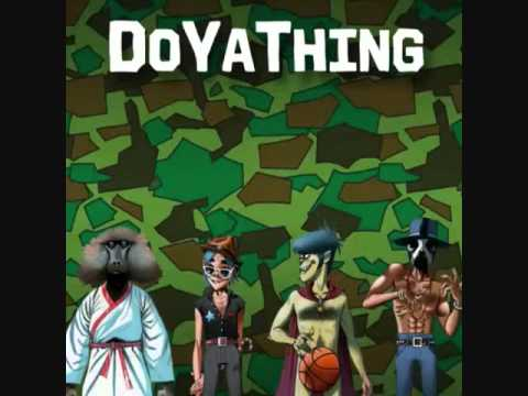 Gorillaz- DoYaThing (Feat. Andre 3000 and James Murphy) [Radio Edit]