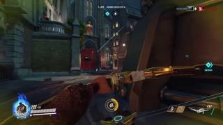 Overwatch Hanzo Gameplay