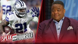 Ezekiel Elliott's contract dispute is with Dak, not Cowboys — Whitlock | NFL | SPEAK FOR YOURSELF